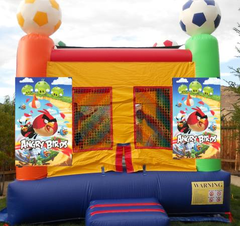 BOUNCE HOUSE RENTAL (Reno, Sparks)