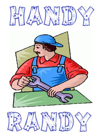 HANDY RANDY MAINTENANCE 30 Years Exp. 10 Years Training Cheap (San Diego)