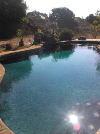 Blue River Pools and Spas (858) 568 0439 (ALL san diego(free Filter Clean))