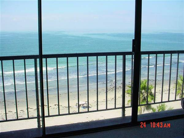 - $600 BEACHFRONT Share my Hi-Rise 2 Br Condo with a Panoramic Ocean View (Pacific Beach - La Jolla)