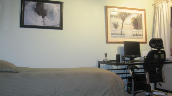 - $670 2br - 1200ftsup2 - Luxury penthouse roomprivate full bath in modern zen condo (92110)