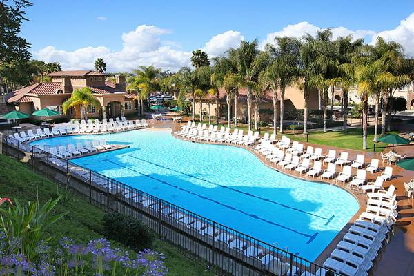 $2575 2br - FULLY FURNISHED TWO BEDROOM AT PROMINENCE (SAN MARCOS)