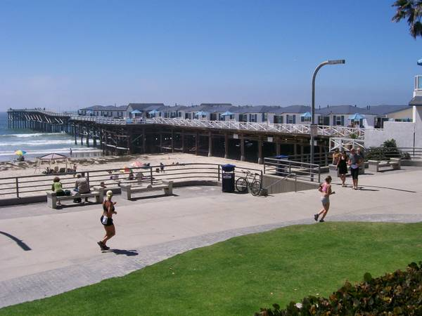 $114 2br - 1125ftsup2 - ACCENT HOUSING FURNISHED RIGHT ON THE BOARDWALK IN PACIFIC BEACH (PACIFIC BEACH)