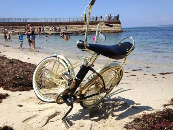 Rare swing bike 4 sale - $1 (Escondido)