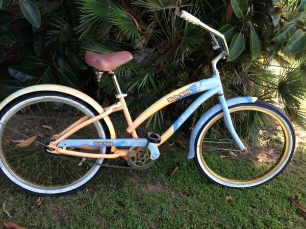 Nirve Hello Kitty cruiser - $110 (Carlsbad)