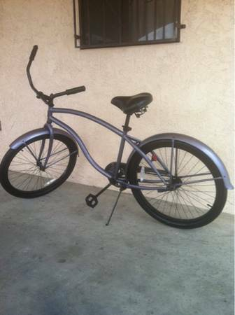 Grey GreenLine Beach Cruiser For Sale - $200 (Pacific Beach)
