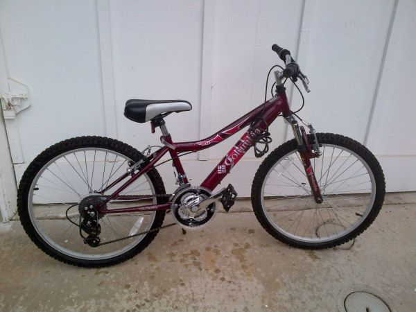 Boys Mountain Bike - Columbia Anzer Peak 18 speed (Like New) - $120 (Oceanside)