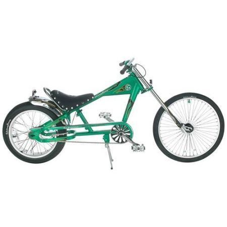 Schwinn OCC Stingray Chopper Bike GREEN - $120 (Carmel Mountain)
