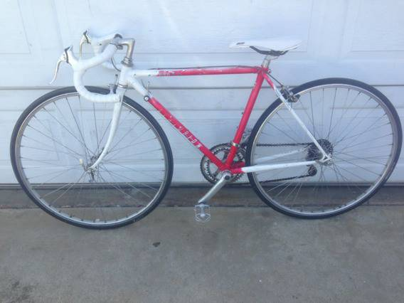 Vintage Centurion Accordo Road Bike Small Frame - $150 (Escondido)