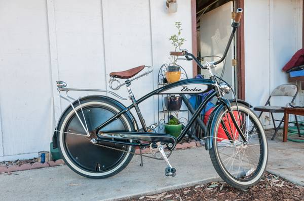 ELECTRA Bicycle Vince bike Original Stream Ride Series - $525 (San Diego, CA)