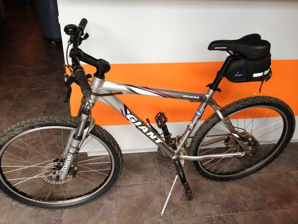 Mens GIANT Iguana Mountain Bike - $250 (Bankershill)