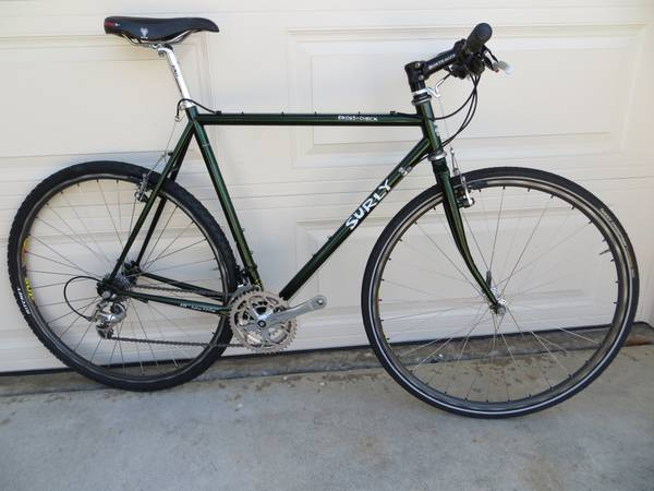 Surly Cross Check 56cm - $650 (Carlsbad)