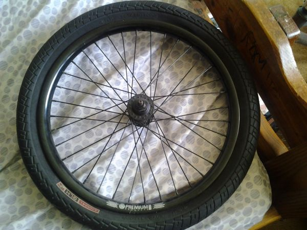 bmx parting-out - $1 (City Heights)