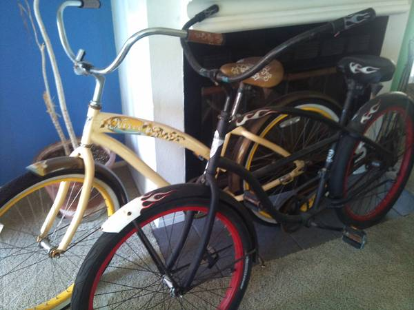 2 BEACH CRUISERS - $150 (Pacific Beach)