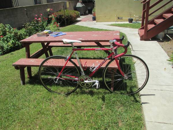 1985 Centurion Ironman Dave Scott - $400 (North Park)