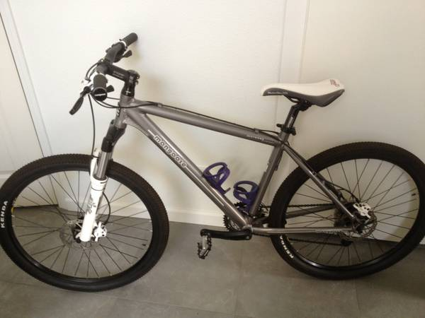 Mongoose Meteore Comp 6061-T6 Aluminum Mountain Bike, Medium - $700 (Carmel Valley)