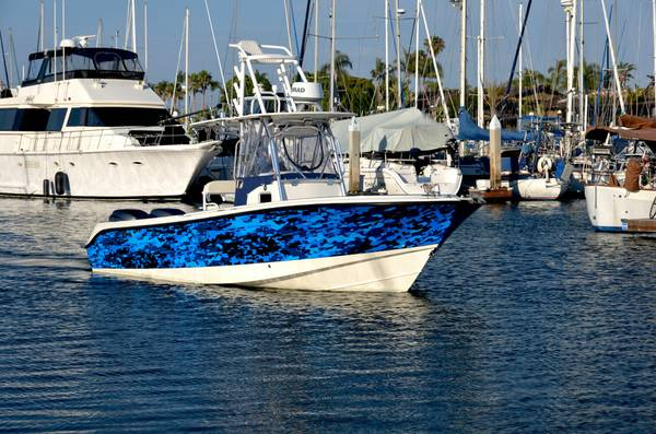 2006 Edgewater 265 Center Console - Yamaha - Low Hrs - $79995 (San Diego)