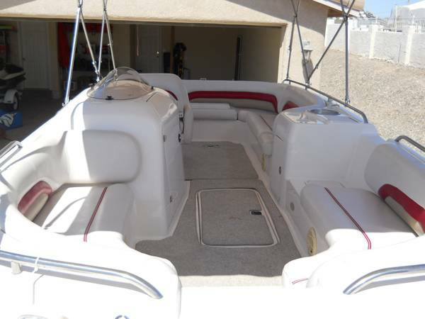 2006 24 Hurricane Fun Deck 232 For Sale - $35000 (Lake Havasu City)