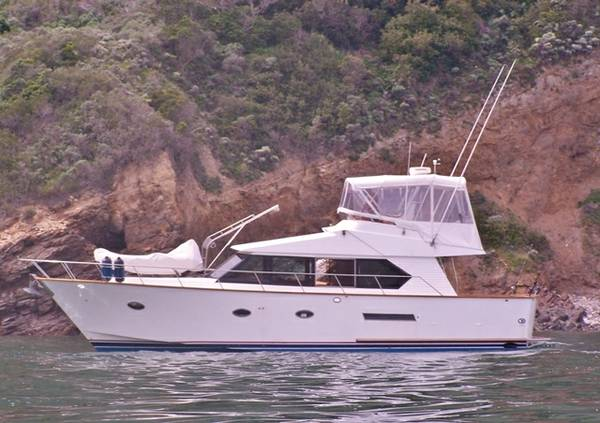 46-ft Power Boat - $129000 (San Diego)