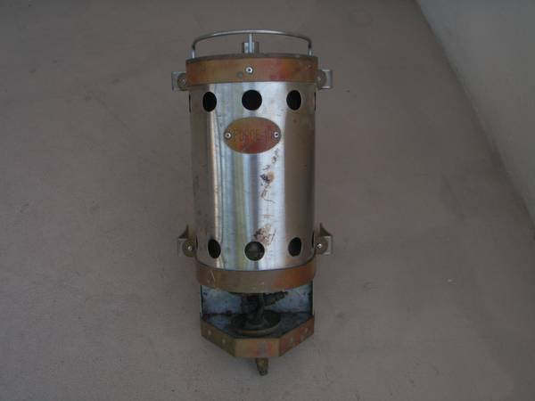 Force 10 cabin heater - $65 (Point Loma)