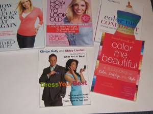 FASHION BOOKS - $5 (El Cajon)