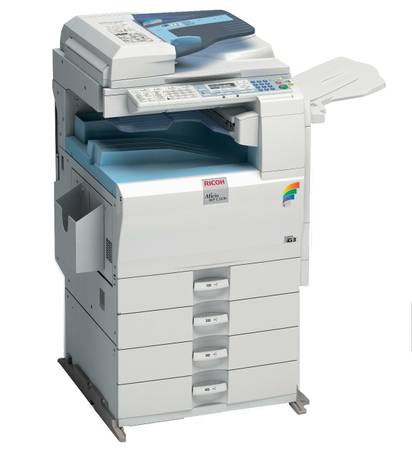 RICOH MP C3000 Copier includes delivery set-up at no charge to you - $2500 (sd oc counties)