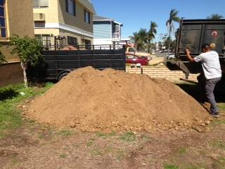 Free Fill Dirt (Must Pick Up, No Delivery) (North Park)