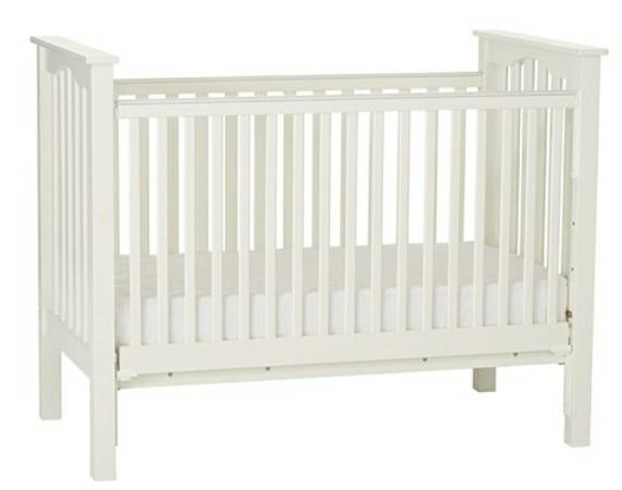 Pottery Barn Crib Changing Table - $600 (Hillcrest)