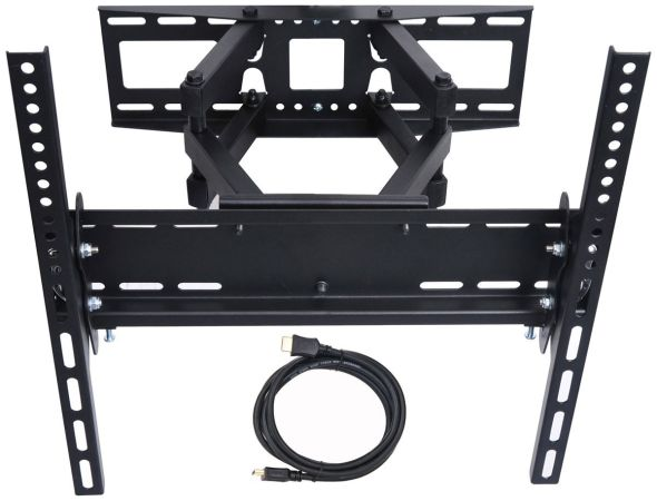Articulating Wall Bracket for LCD LED Tvs 26 - 55 - $50 (SAN DIEGO SOUTHBAY)