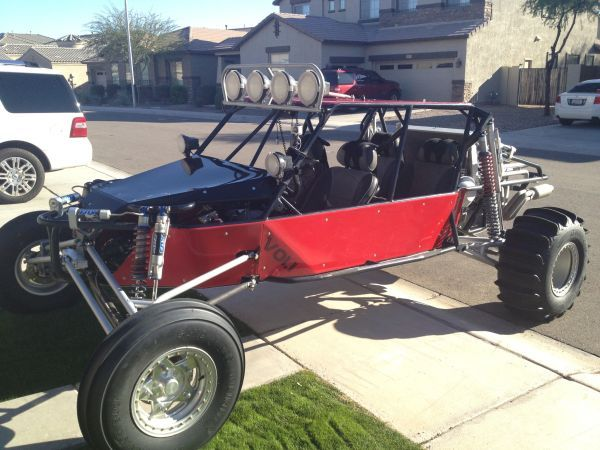 4 Seat Long Travel Sand Rail - $34000 (San Diego)