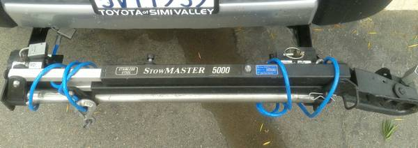 ROADMASTER-STOWMASTER 5000 TOWBAR-like new - $295 (North County and Temecula)