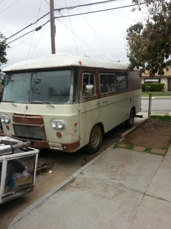 1967 cortez motorhome for sale - $900 (national city)