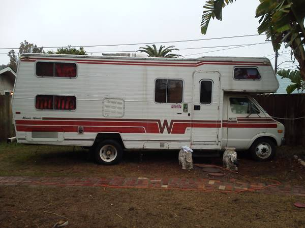 Amazing Skateboarder RV - $1999 (O.B.O. Oceanside )