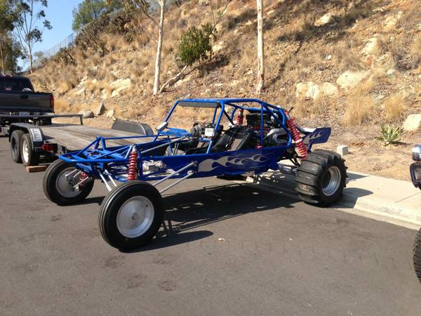 Offroad Long Travel Sand Rail Buggy V8 - $9200 (SD)