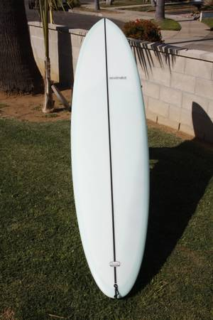 Andreini Vaquaro Surfboard 8 3 Mint - $755 (North County Coastal)