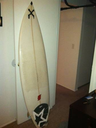 62 XANADU SURFBOARD Sell or Trade (San Diego)