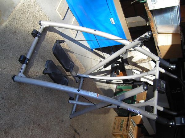Gazelle Supra Pro elliptical exercise machine - $25 (Encinitas)