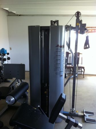 Home Gym - Tuff Stuff Weight Lifting Machine - $4600 (San Diego)