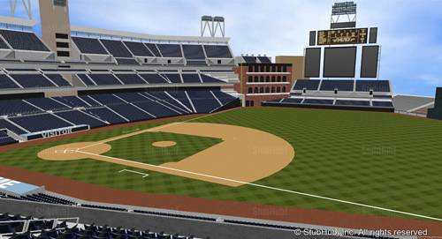 2, 4 or 6 tickets to Opening Day (49) vs Dodgers - $90 (Toyota Terrace (TR215))