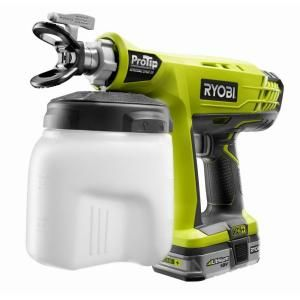 Ryobi Lithium 18V ONE Pro Speed SPRAY PAINTER - $200 (Hillcrest)