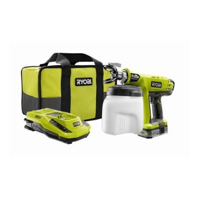Cordless Pro SPRAY PAINTER, Ryobi 18V ONE lithium - $200 (San Diego)