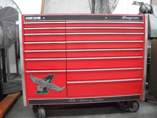 Trade Snap-on KR1000 Tool Box - $2000 (San Marcos)