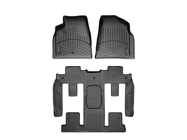 Weather Tech Floor Mats (GMC Acadia) - $175 (San Diego)