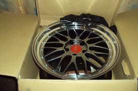 BBS LM Type Wheel Set NEW IN STOCK - $790 (The Wheel Zone 619.423.4407)