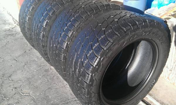 30555R20 NITTO TERRA GRAPPLER ALL TERRAIN TIRES - 34 TIRES - $385 (Cardiff,CA)