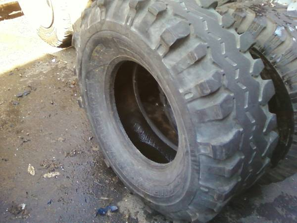 RIMS TIRES (different kinds and sizes) Swers 36x16.5 ALLOY STEEL - $1 (Vista S. Santa Fe Ave.)