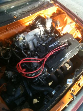 B20vtec swap for ef - $1 (san diego)