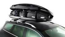 -FOR RENT- Thule Atlantis 1600 roof box cargo box - $1 (spring valley)