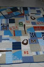 Pottery Barn Kids Baseball Quilt Bedding Set (UTC)