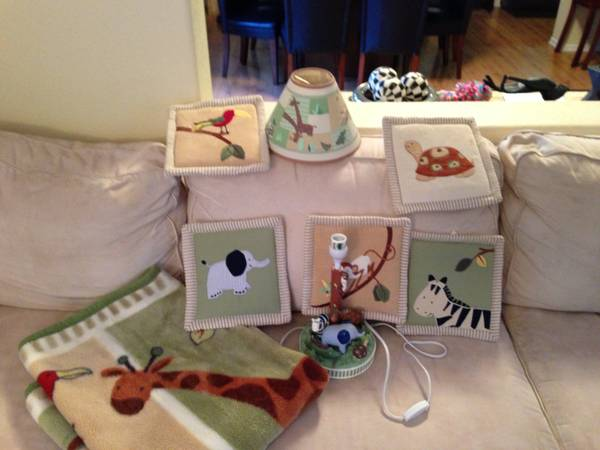 BABY BEDROOM FURNITURE AND ACCESSORIES - $800 (EASTLAKE, CHULA VISTA)